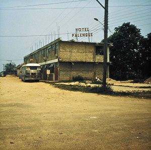 3 Smithson hotel palenque c 1970