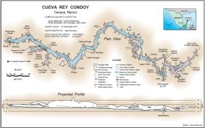 Oaxaca Mixe Map Cueva Rey Condoy Ballensky