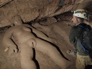 Oaxaca Mixe Cueva rey+condoy figures Ballensky Marcus+Winter